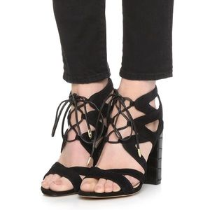 Sam Edelman Yardley Lace Up Heels